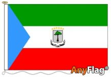 - EQUATORIAL GUINEA ANYFLAG RANGE - VARIOUS SIZES